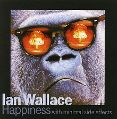 cover of Wallace, Ian - Happiness with Minimal Side Effects