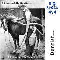 cover of Big Block 454 - I Changed My Dentist... I Changed Him into a Horse